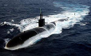 米原潜アルバカーキ