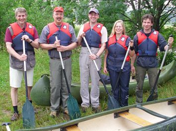Das Team des NAJU Lamspringe, Foto: NAJU Lamspringe