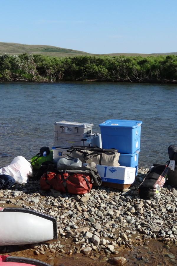 Alagnak River Floattrip