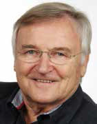Portrait des WVAO Referenten Dieter Kalder