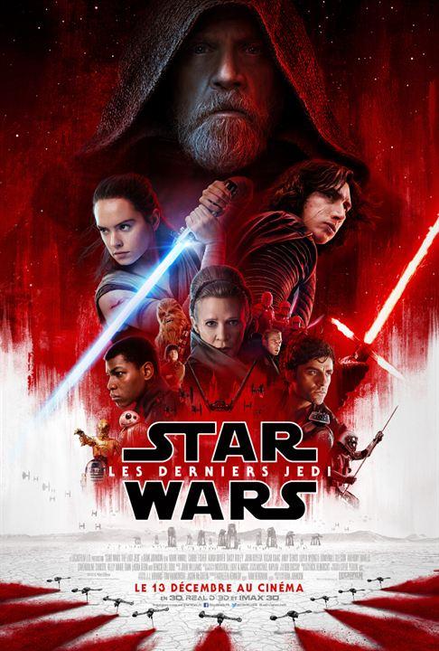 Critique ciné : Star Wars, Les derniers Jedi