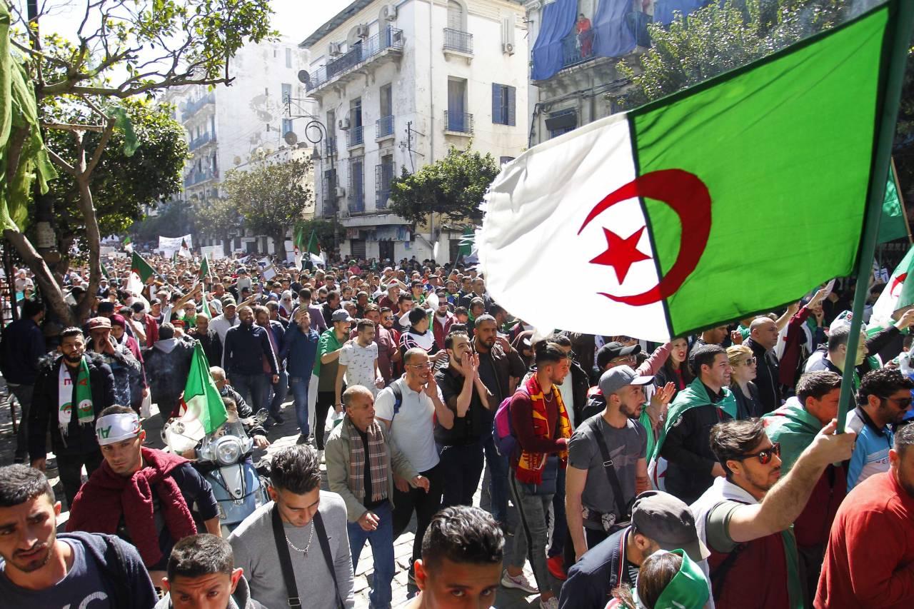 Actualité : La situation en Algérie