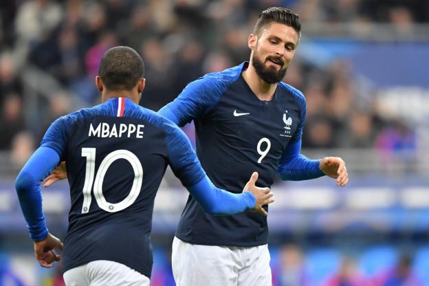Coupe du Monde 2018 : où en sont les Bleus de Didier Deschamps ?