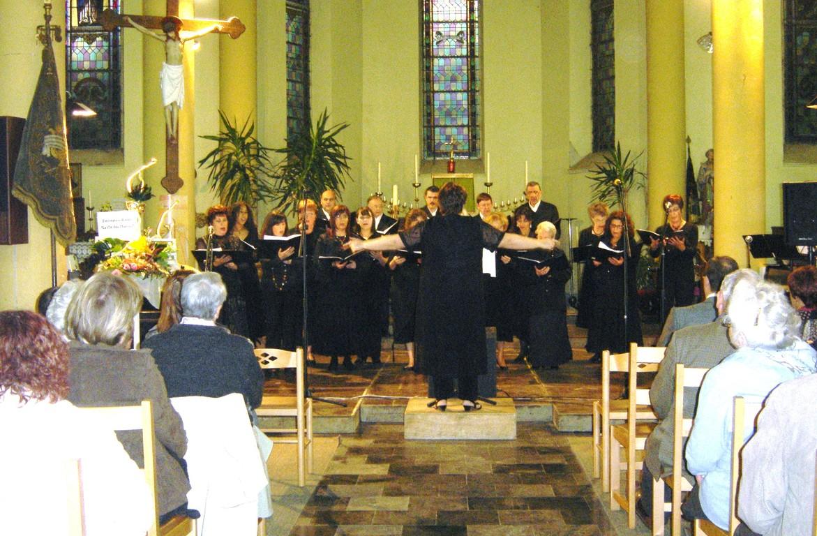 Concert du Vendredi : La Chorale