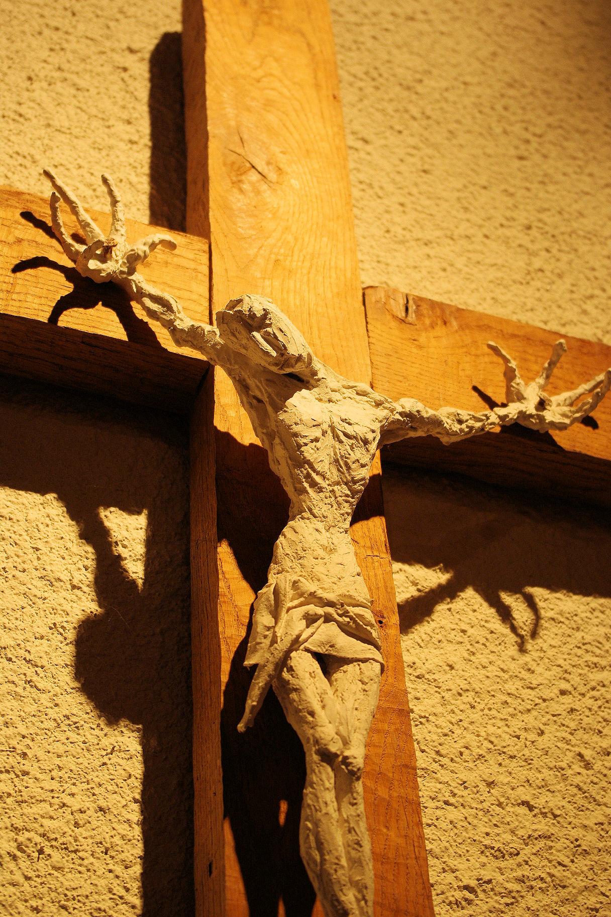 Le crucifié