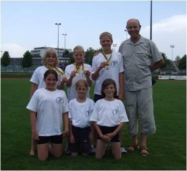 Das war der Anfang des LC Bad Zurzach im Jahr 2009
