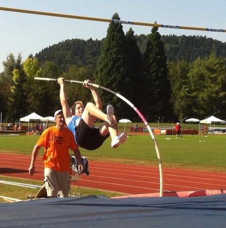 Joel Erne 3.00 Meter bestätigt