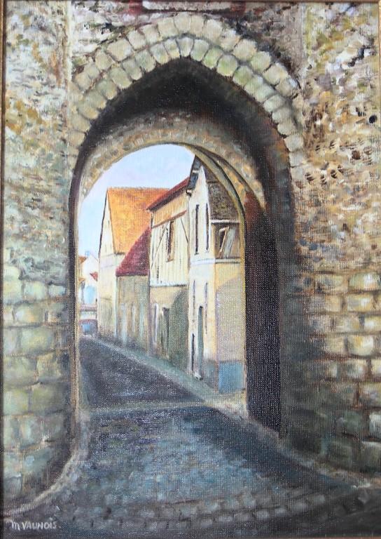 rue de la porte du bois à Joigny 89300