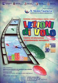 4^ rassegna - LEZIONI DI VOLO - 2008-09