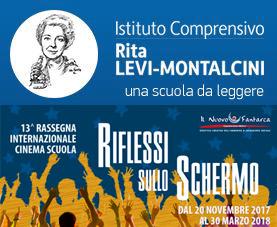 """L'I.C. Rita Levi-Montalcini di Bitritto BA) alla 13^ Rassegna Internazionale Cinema Scuola """"Riflessi sullo schermo"""""""