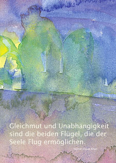 Motiv 14-d Aquarell-Postkarte - Copyright Ute Andresen