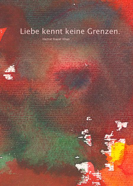 Motiv 20-d Aquarell-Postkarte - Copyright Ute Andresen