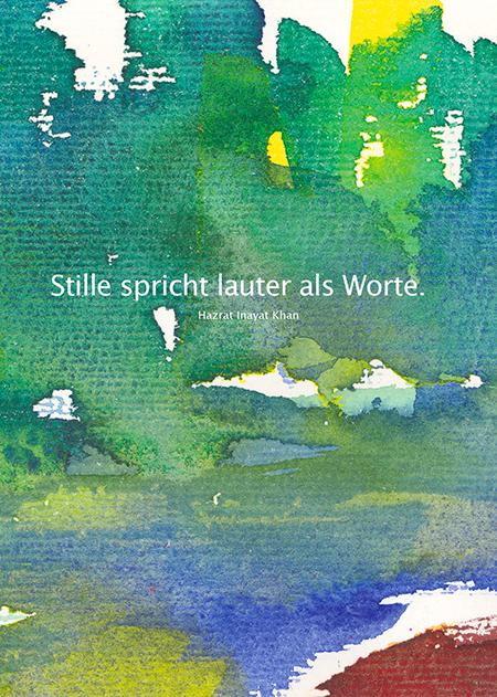 Motiv 19-d Aquarell-Postkarte - Copyright Ute Andresen
