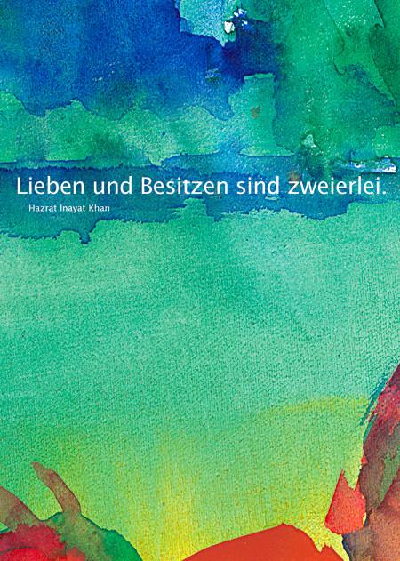 Motiv 11-d Aquarell-Postkarte - Copyright Ute Andresen