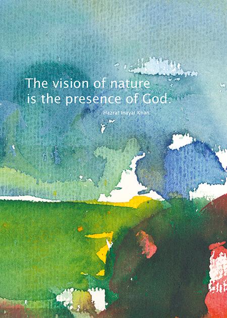Motiv 17-e Aquarell-Postkarte - Copyright Ute Andresen