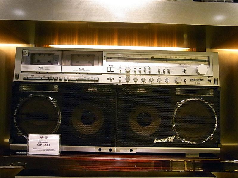SHARP GF-909(銀)整備品