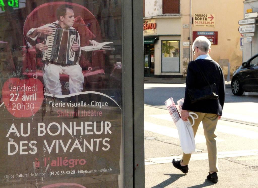 2ème prix ex-aequo de la Ville de Miribel : Jean Pierre BOUVARD - Miribel