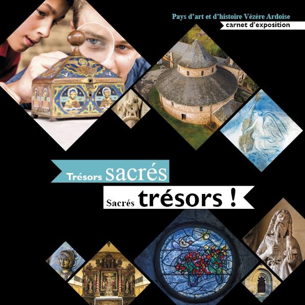 Carnet d'exposition // Trésors sacrés, sacrés trésors
