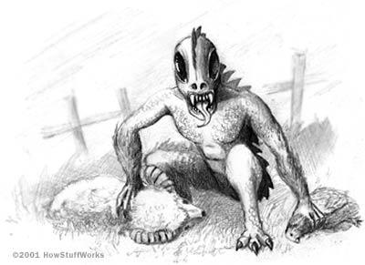 liste animaux etranges fantastiques mythologiques chupacabra