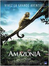animaux film amazonia