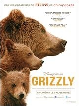 animaux film grizzly