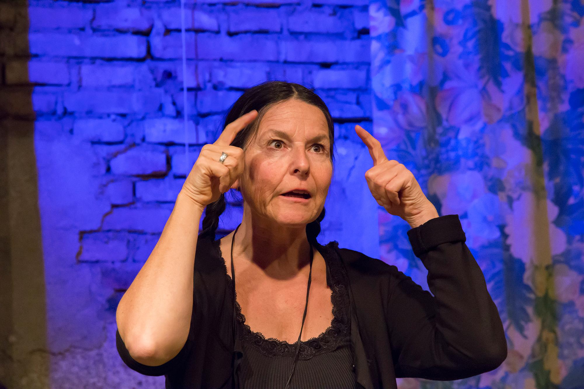 GUTE STUBE WUNSCHKONZERT | Katharina Ritter