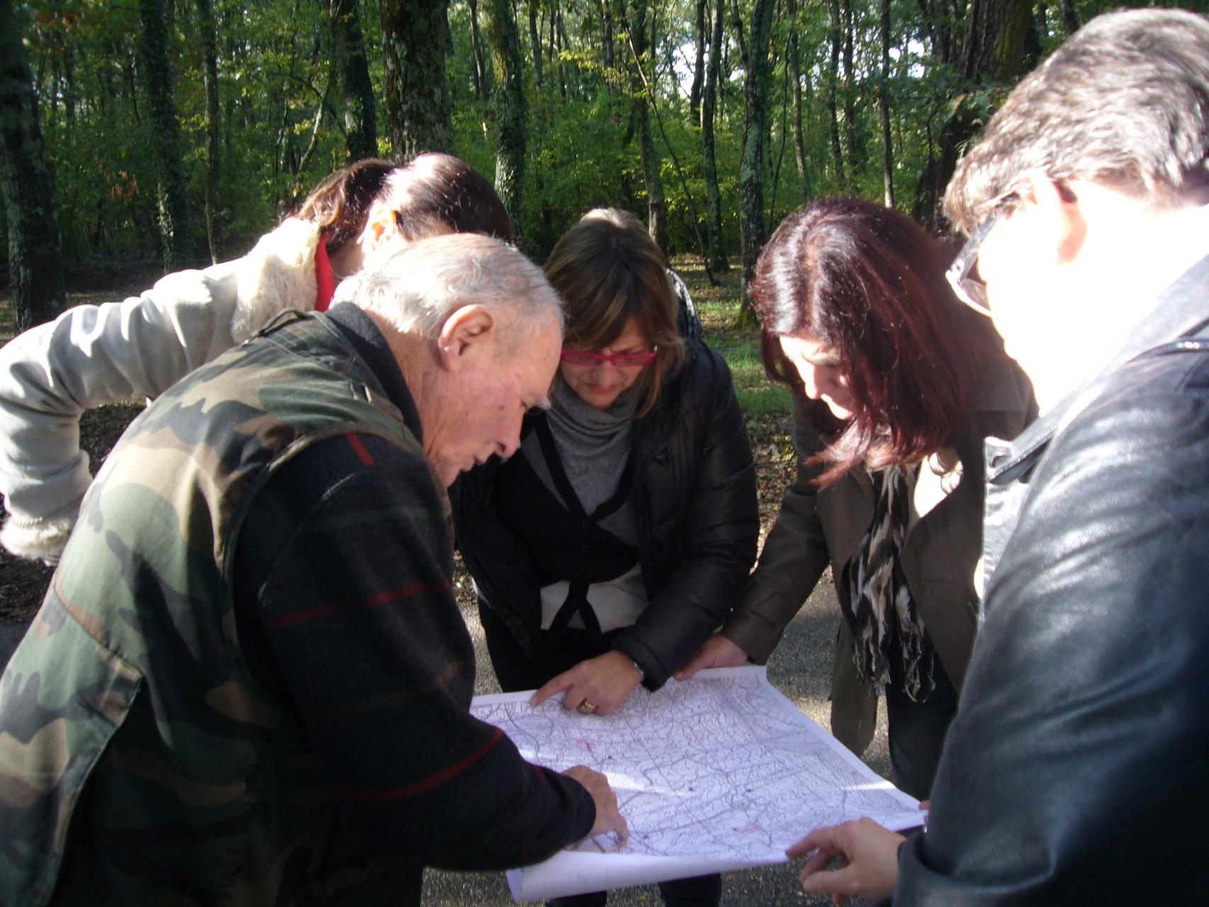 In compagnia degli esperti, sul terreno: il Monte Fogliano