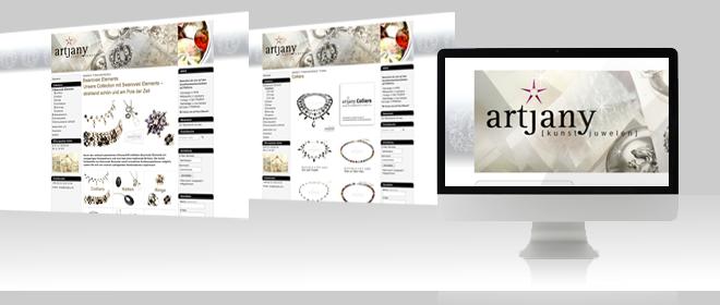 Schmuckdesigner Website Düsseldorf