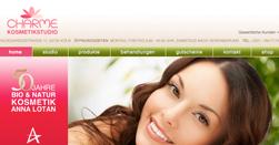 Website Kosmetikcharme.de