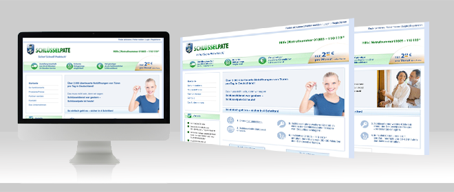 Webdesign Düsseldorf Schlüsselpate