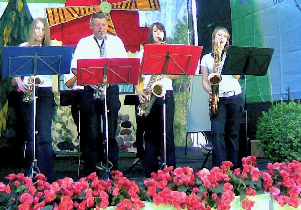 Sächsischer Familientag 2007 in Stollberg