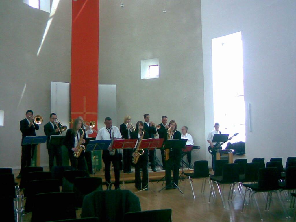 Kirche Zwickau