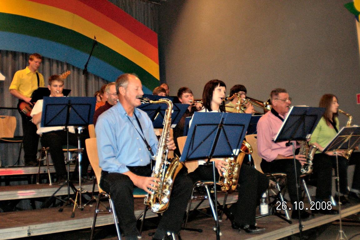 Oktoberfest der Blasmusik 2008 Burkhardtsdorf