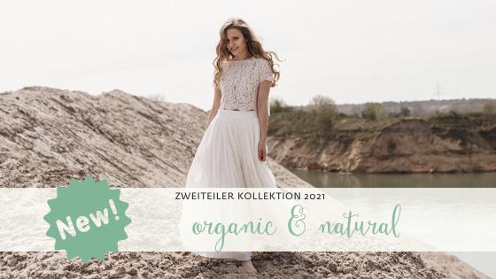 vegane Brautkleider 2021 - nachhaltig und fair hergestellt