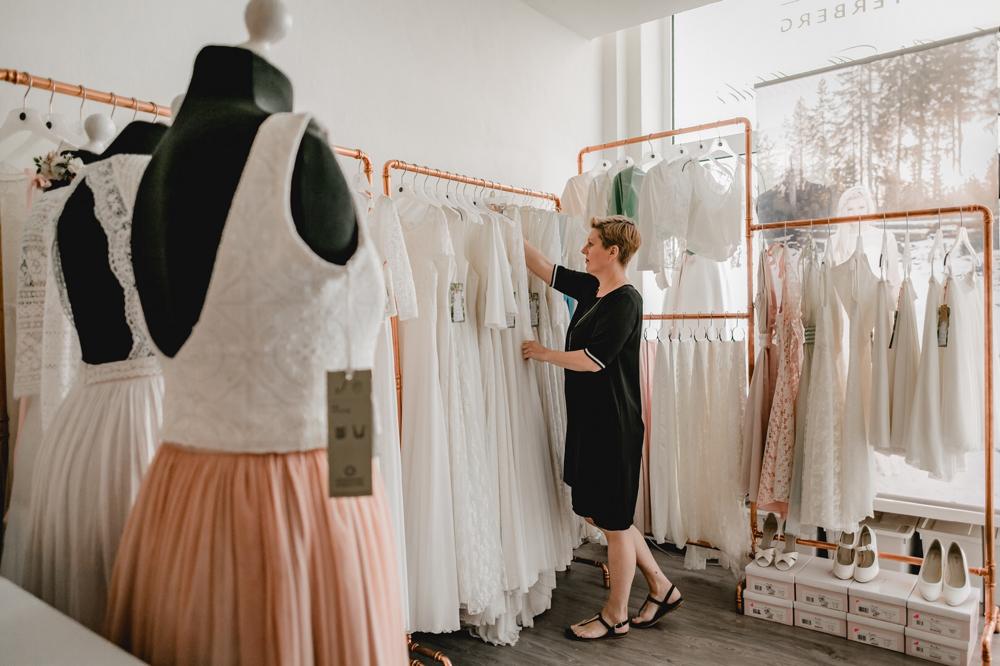 Atelier für nachhaltige Brautmode