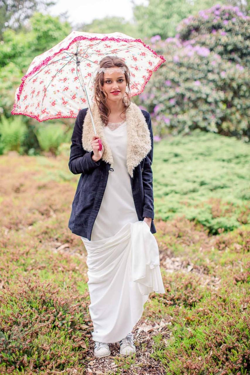 nachhaltige Brautkleider von Rike Winterberg