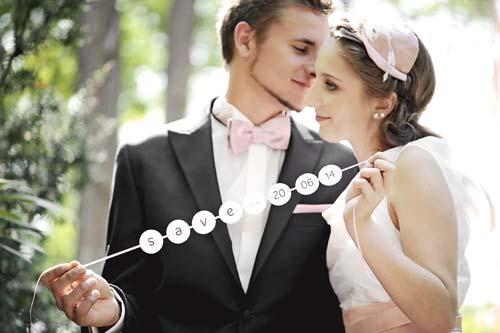 schlichte Brautkleider - pur im Design