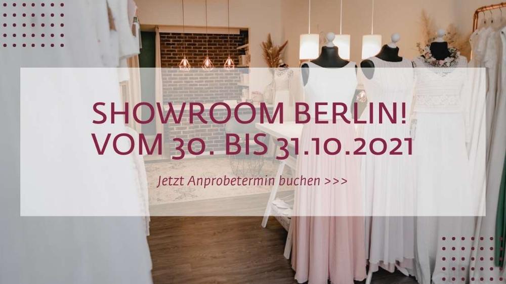 moderne Brautkleider Berlin - bio, vegan, nachhaltig & fair hergestellt - Brautmode Berlin
