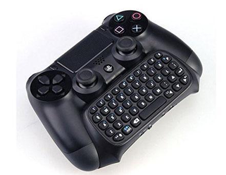 Playstation 4 Controller Tastatur