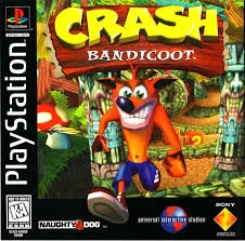 Jump and Run Spaß mit Crash Bandicoot