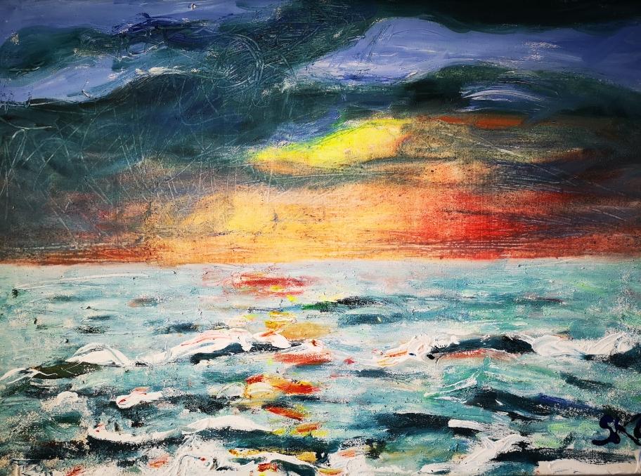 Am Meer ( Ahrenshoop) 2010