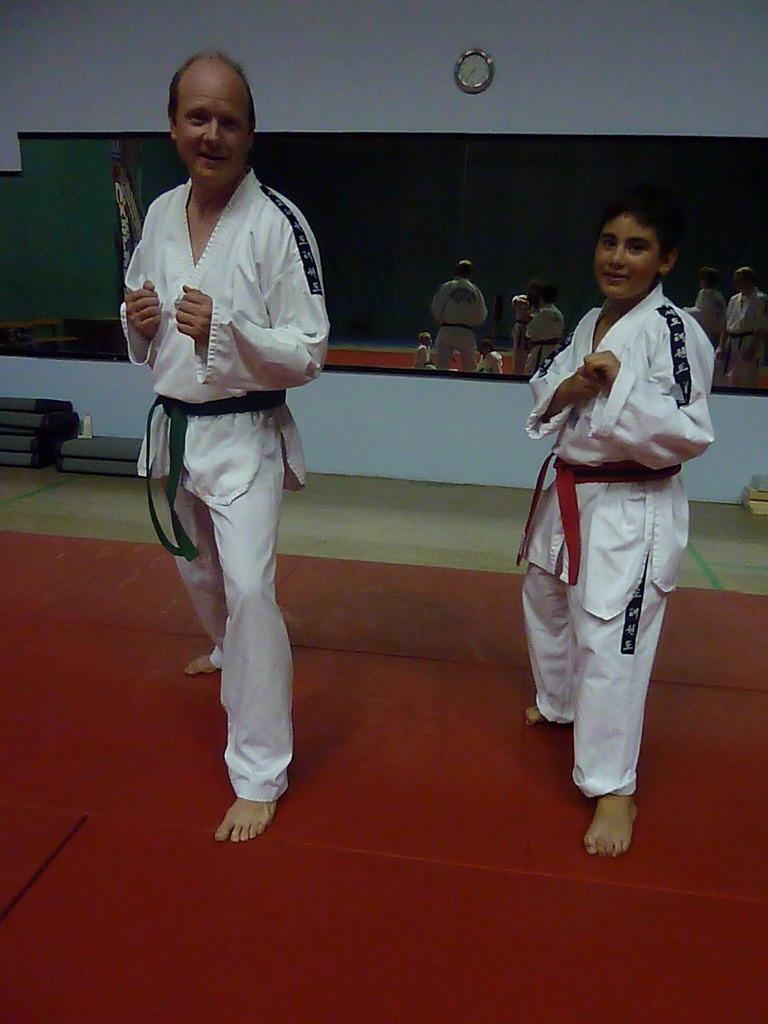Udo und Mustafa