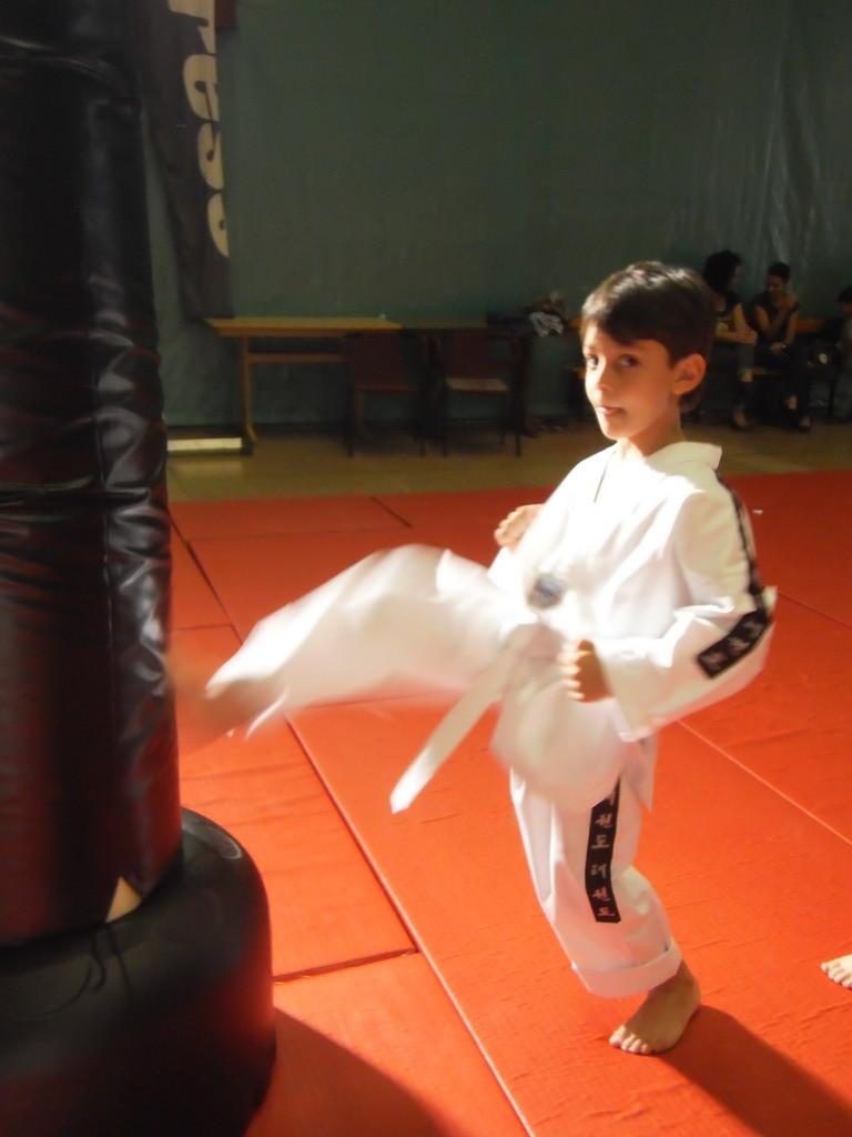 Aykan 6 Jahre alt