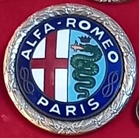 alfa, romeo, logo, badge, emblem, pin, pins, logos, badges, emblems, écusson, spilletta, spilla, stemma, medaglia, médaille, emblème, fregio, sigla, cloisonne, enamel, émaillé, smaltato