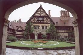 Cecilienhof - sight of Potsdam conference