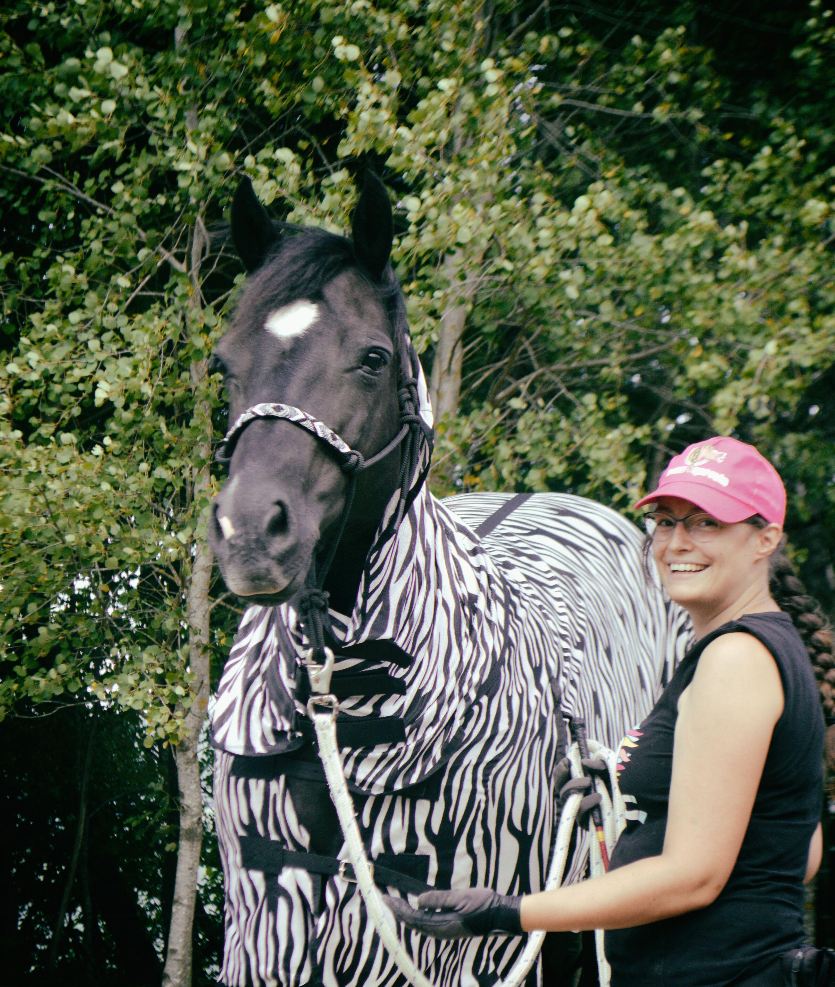 Kerstin Joham ist Ponykerstin - mit Leib und Seele!