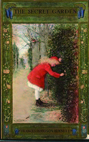 「秘密の花園」初版本1911 年 バーネット夫人
