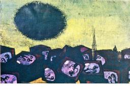 「バラバラの喜び」18 回展(1965)
