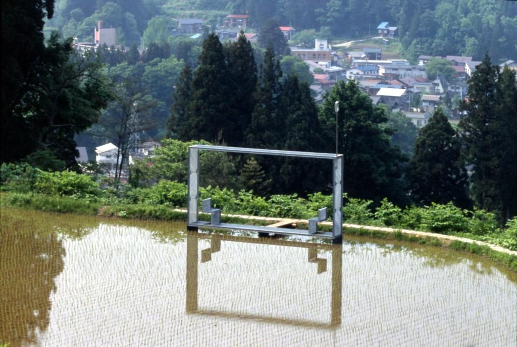 張永和(チャン・ユンホ)+非常建築「米の家」 ⓒANZAÏ