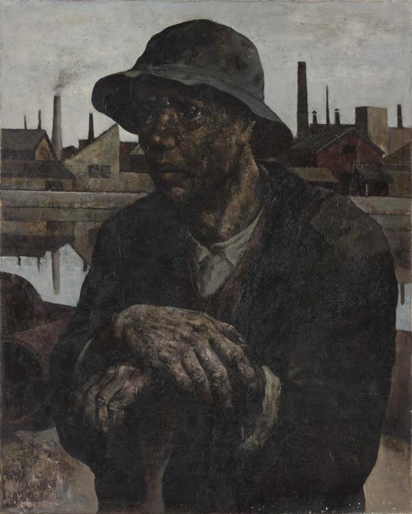 図版7 出稼ぎ労働者 1953 年
